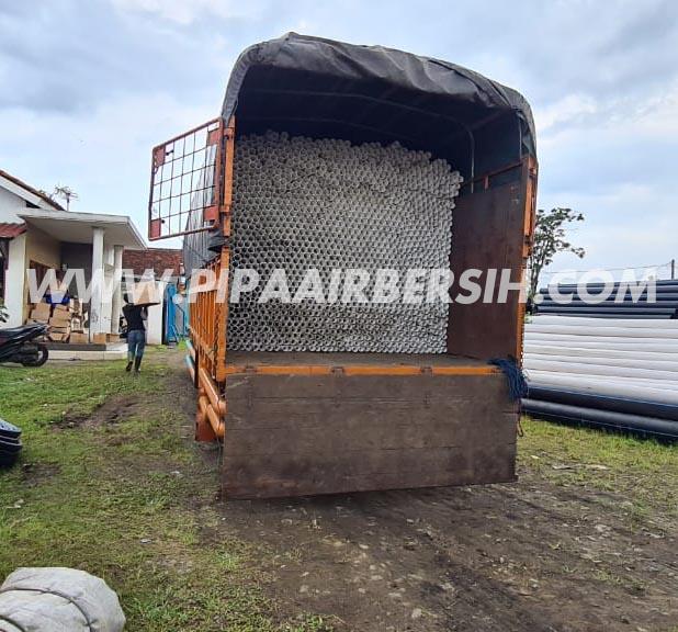 Pengiriman Pipa Rucika Safe Lok ke Medan